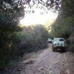 טיול ג'יפים בגליל המערבי - נחל געתון
