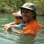 טיול מים בנחל הקיבוצים-אזור עמק בית שאן