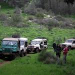 טיול ג'יפים בצפון להר הגלבוע